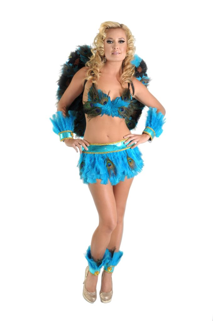 9cceb569dc5 4250 - Peacock Costume